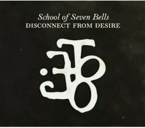 School Of Seven Bells - Disconnect From Desire Double Vinyl 2 x LP NEW SEALED