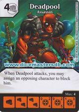 Deadpool Assassin #39 - Avengers vs X-Men - Marvel Dice Masters