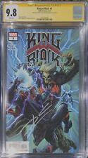 King in Black #3 CGC SS 9.8 Signed By Donny Cates & Ryan Stegman