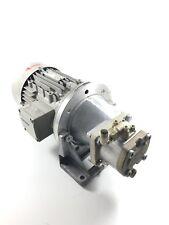 SIEMENS Elektromotor mit Hydraulikpumpe 1.1KW ------211