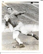 1939 Original Photo Snuffy Stirnweiss Carolina Running Back Future Yankee NICE!!