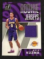 2017-18 Donruss Rookie Jerseys Basketball Cards Pick From List