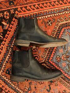 Frye James Chelsea boots, black size 12