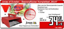 """Jonas of Sweden Beeren Pflücker Set """"Michl"""""""
