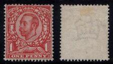 Mint No Gum/MNG British George V Stamps