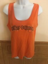 Women's XL Andy's Harley Davidson Grand Forks ND  Tank Top