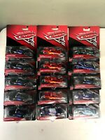 Mattel 2017 Mattel Disney Pixar Cars 3 (Lot of 15 Diecast Cars)