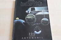 149030) Mercedes - 100 Jahre Automobil - in aller Welt 1986