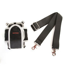 Portable Bag Waist Pouch Case W/ Shoulder Strap For DSLR Camera Tripod Monopod