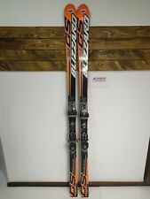 Blizzard Race GS World Cup 185 cm Ski + Atomic Neox 10 Bindings Winter Fun Snow