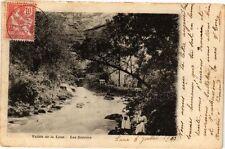 CPA  Vallée de la Loue - Les Sources   (183190)
