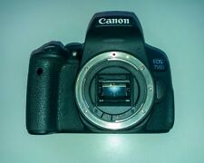 Canon EOS 750D Digital Camera (Body Only)