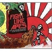 Fight Like Apes - Fight Like Apes And The Mystery Of The Golden Medallion [CD]