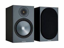 Monitor Audio Bronze 100 (6G) Kompaktlautsprecher schwarz [Paar] NEUWARE