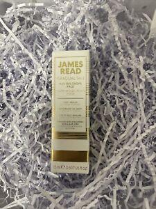 James Read Gradual Tan H20 Tan Drops Face Light/medium 15ml In Box