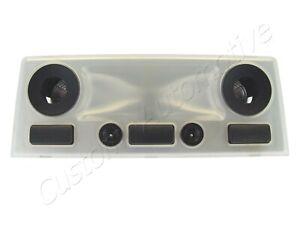 04-08 BMW 5 SERIES E60 E61 FRONT INTERIOR LIGHT 63316962058 reading map lamp