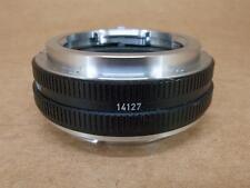 Leitz Leica 14127 adapter for Visoflex M lenses on Leicaflex bodies