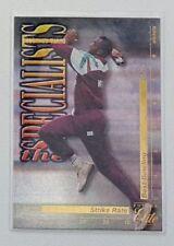 1996 Futera Cricket Elite The Specialist insert card #TS16 Courtney Walsh