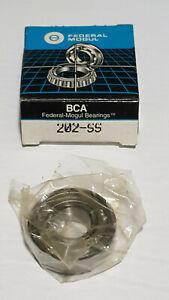 202-SS Federal Mogul BCA Bearing National
