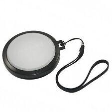 43mm DC universal de balance de blancos DV cámara lente tapa vendedor del Reino Unido