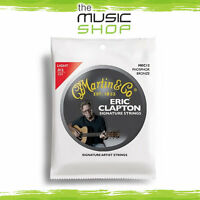 Martin Clapton's Choice Phosphor Bronze Acoustic Guitar Strings - MEC12 Eric