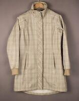 Bergans Von Norwegen Damen 1524 Mandal Wasserfest Stretch Mantel Größe M ATZ228