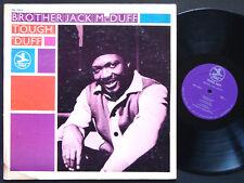BROTHER JACK MCDUFF Tough 'Duff LP PRESTIGE PRST 7814 US 1971 Lem Winchester