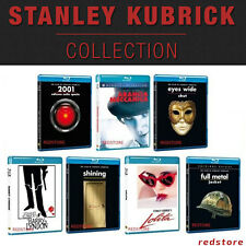 STANLEY KUBRICK COLLECTION  BLU-RAY 7 FILM Conf. Singole - Arancia Meccanica