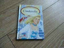 "Book - Hard Back - Ladybird - ""Cinderella"""