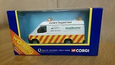 Corgi TY82003 diecast Amey Mouchel Ford Transit Van with Working Feature