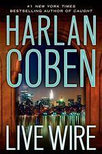 Live Wire (Myron Bolitar) by Harlan Coben
