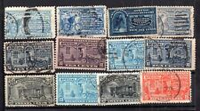 USA Special Delivery used unchecked collection WS17055