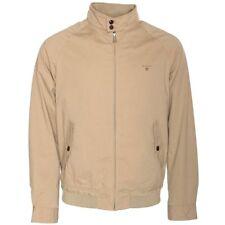 ORIGINAL GANT el uni Chaqueta Beis hombre chaqueta en TALLA XL 225gbp