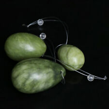 Natural jade Egg Women Pelvic Floor Muscle Exercise Tightening Vaginal BallLDUK