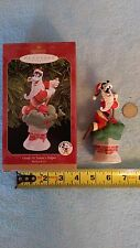 Hallmark Keepsake Goofy As Santa's helper  Mickey & Co.