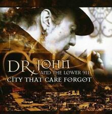 Dr John - City That Care Forgot (14 tks)  : CD:  sealed