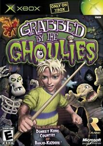 Grabbed by the Ghoulies (Xbox) - Game  TAVG The Cheap Fast Free Post