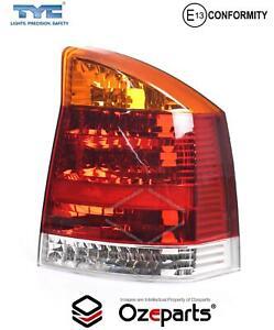 RH Right Hand Tail Light Lamp Amber For Holden Vectra ZC 03~06 Sedan & Hatch