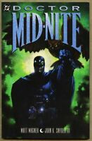 GN/TPB Doctor Mid-Nite collected nm 9.4 2000 edition Matt Wagner / Snyder III