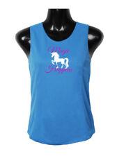 Polyester Unicorn Tops for Women