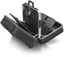 """Knipex 00 21 06 LE Werkzeugkoffer /""""BIG Basic Move/"""" mit 2 Werkzeugtafeln"""