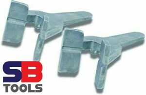 Marshalltown Corner Line Blocks MCB507 Aluminium Corner blocks (pair) uk stock