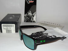 Oakley Moto GP Holbrook polished black emerald iridium 009102-16 rare collector
