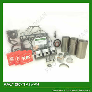 Engine Overhaul Rebuild Kit for Kubota D722 (K008 G1900 B7300HSD) - Customizable