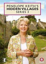 Penelope Keith's Hidden Villages: Season 3 NEW R4 DVD