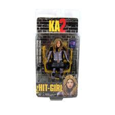 Neca ka2/Kick AAS 2 Hit-Girl Unmasked Six inch action figure