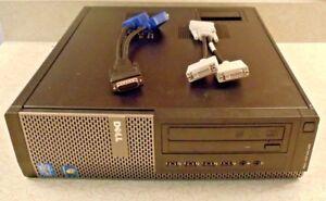 Dell Optiplex 790 SFF i5-2400 3.10GHz 4GB RAM 400GB HDD Windows 7 Radeon 3450