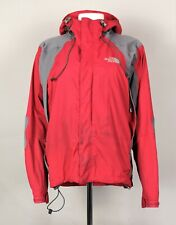 Women's The North Face Hyvent Hooded Rain Jacket In Pink Size Medium UK 10