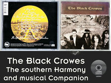 CD THE BLACK CROWES - THE SOUTHER HARMONY AND MUSICAL ... original compact disc
