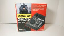MRC HO N Train Railpower 1300 AC/DC Power Supply/Speed Controller New In Box